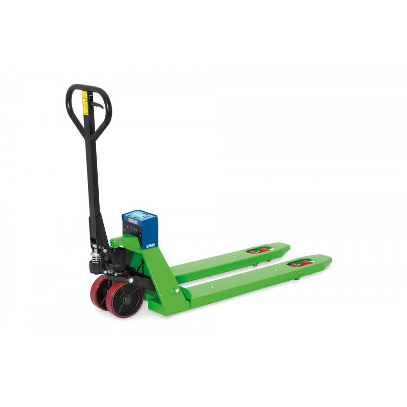 Wózek paletowy z wagą TPWNBT DINI ARGEO