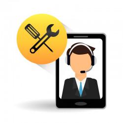 Pomoc techniczna przez telefon